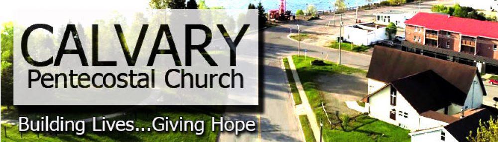 Welcome to Calvary Church